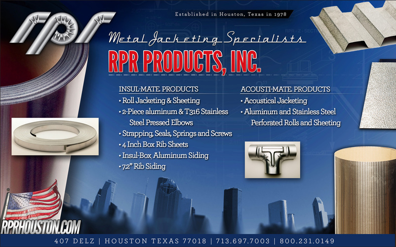 new industrial advertising design in Houston