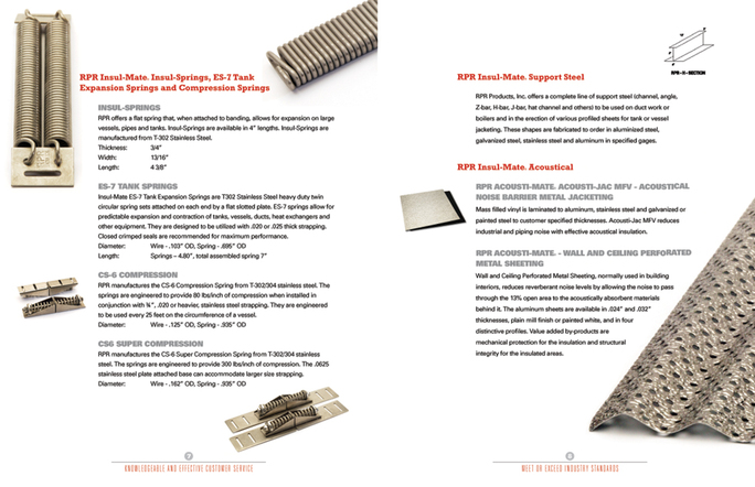 industrial brochure design in Houston
